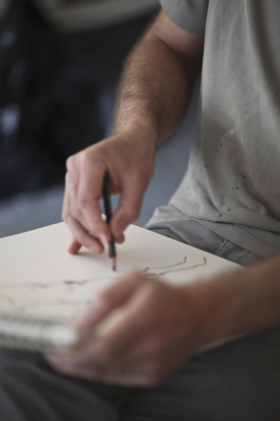 François-Edouard Finet Atelier 2016